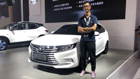 《车速说》2018成都国际车展-东南汽车-A5