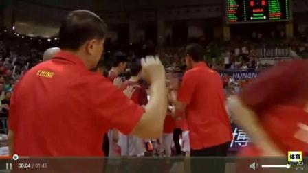 回顾-中菲决战亚洲之巅 2015亚锦赛决赛精彩集锦