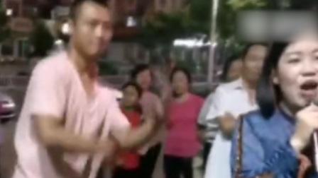 晋城美女主播唱《天路》 小伙伴舞妖娆抢镜