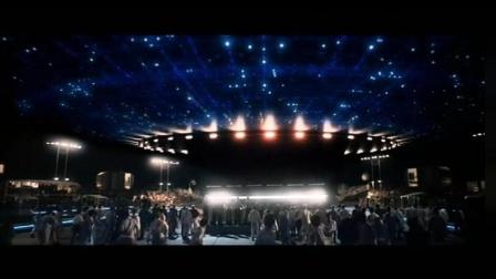 四十年前拍摄里程碑式的科幻影片片段3: UFO释放