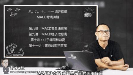 MACD揭秘, 神奇的MACD柱体间面积背离