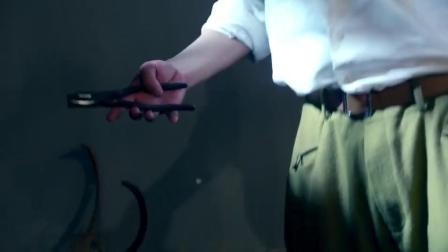 日本人上演满清十大酷刑, 夹手指! 是否能生还_
