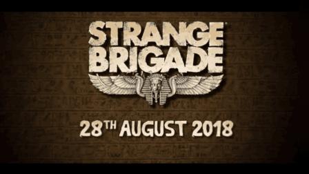 坑爹哥解说 《Strange Brigade 奇异小队》P1: 父子探秘木乃伊
