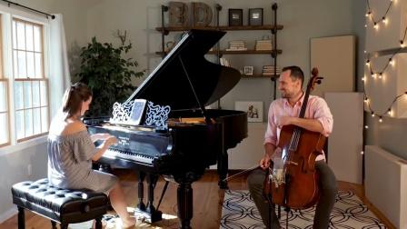 【钢琴·大提琴】二重奏 Happy Now - Zedd丨Brooklyn Duo