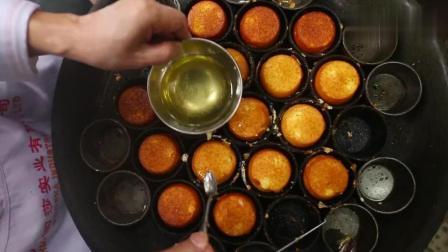 天天都是火锅啊 鱼啊 今天试下重庆街头糕点熨斗糕 糖包子