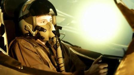 战机遭遇UFO,女飞行员直接弹射,打UFO一个措手