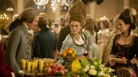 英国皇室混乱的私生活《公爵夫人》