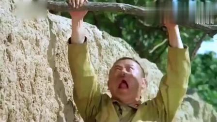 抗日神剧《举起手来》, 潘长江一人撑起所有笑点, 笑得肚子疼!