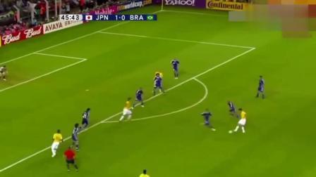 日本球员进球后, 彻底让罗纳尔多愤怒, 外星人让