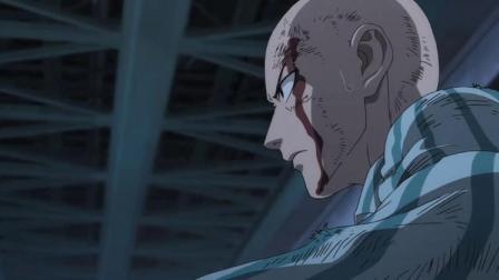 一拳超人:地底怪物入侵地表,英雄琦玉竟被其打成重伤