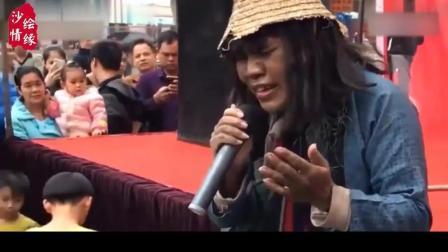 终于找到唱歌最好听的乞丐, 一首歌火遍全国, 秒杀《中国好声音》, 正在演唱别错过了