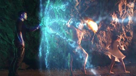 小伙进入神秘洞穴, 出来时已过几千年, 人类都逃去了火星! ! 速看科幻电影《时间陷阱》