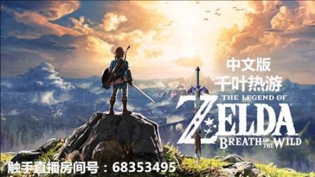塞尔达传说 旷野之息 中文版 第7期 力量试炼 刀光剑影