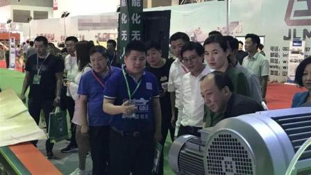金利旋切机 临沂国际木业展会图片部分展示