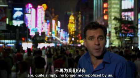 中国人的勤劳, 让外国主持人感叹不已: 不仅爱工作, 还能把钱攒住!
