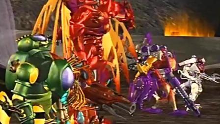 《超能勇士》版本最强勇士--虎鹰勇士, 闪亮登场