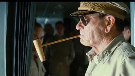 """""""太上皇""""麦克阿瑟登陆日本, 对日军鄙视的态度让人称赞"""