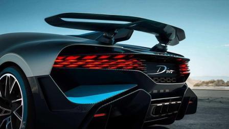 """布加迪""""最贵""""量产车! 4000万起步, 2.5秒破百, 最高时速380公里!"""