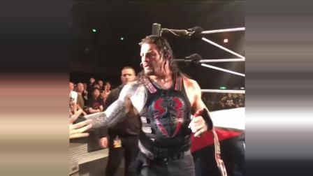 当WWE圣盾来到日本, 是这样?