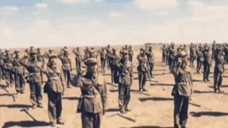 6万士兵一夜人间蒸发, 18年后答案揭晓, 他们为国家干了件大事!