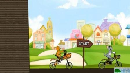 米奇妙妙屋第5季 米老鼠与唐老鸭动画片之猫与老鼠自行车比赛