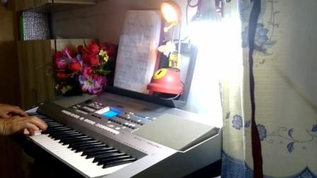 (向着太阳): 电子琴演奏: 纯音乐