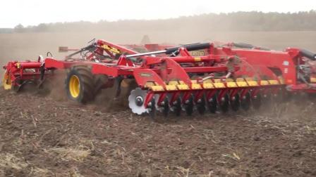 看完国外大型农场的机械自动化操作, 真没没啥想说的了