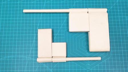 8090后的折纸回忆, 小时候的折纸手枪你还记得吗?