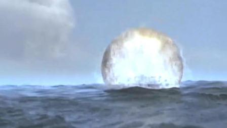几个人在海底发现300年历史的宇宙飞船, 顿时拥有了强大超能力