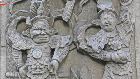 五台山南山寺、普化寺-慢游天下带您细赏精美雅致的砖雕、木雕、石雕10