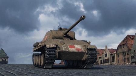 坦克世界欧战天空】第103期 周刊娱乐合集( Pudel、Standard B、430、百夫长Mk.VII、豹1、M48