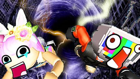 【小熙&屌德斯】摧毁城市模拟器 用各种神奇武器让城市炸成碎片