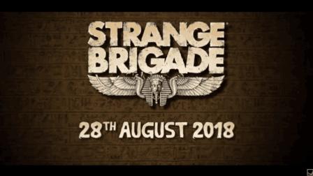 坑爹哥解说 《Strange Brigade 奇异小队》P3: 圣甲虫榴弹炮~