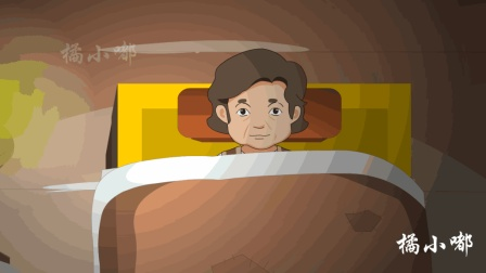 悬疑动画《午夜》: 突然醒来的怪老人!