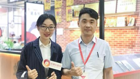蝦米东西联合创始人孙震先生接受前景加盟网采访
