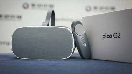 Pico G2 VR一体机评测:巨幕观影、沉浸式游戏的利器