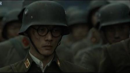 不是神剧的抗战剧-《捍卫者》, 德式头盔名副其实, 战士奋勇抵抗日军, 战斗异常激烈!