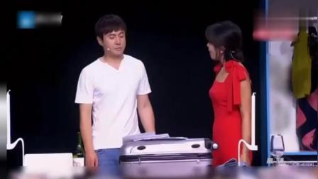 这段小品真逗, 刘涛一直撒泼, 沈腾一句话不说
