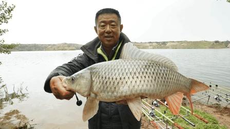 《游钓中国4》第14集 泔河鱼情忧人心  更换钓位终破鱼口