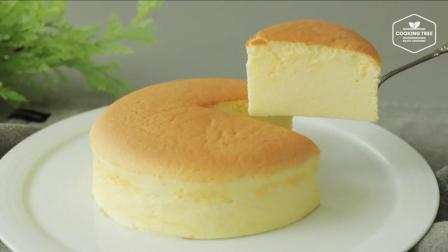 超治愈美食教程: 日式芝士蛋糕 Japanese Cheesecake