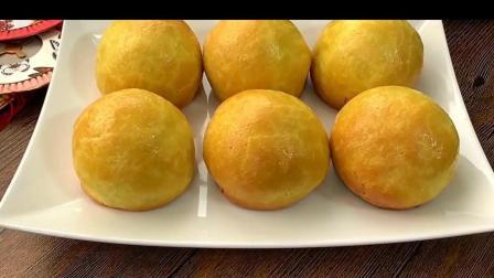 酥皮上海月饼制作超简单 看一遍就会
