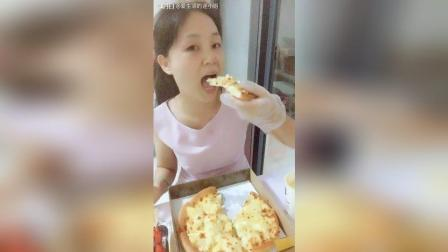 好好吃的榴莲披萨, 我每次吃的披萨都是点的他千尊披萨家的