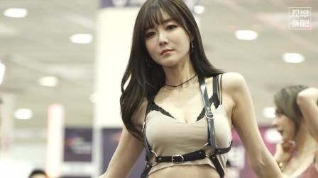 [4K]韩国性感美女长腿机车girl
