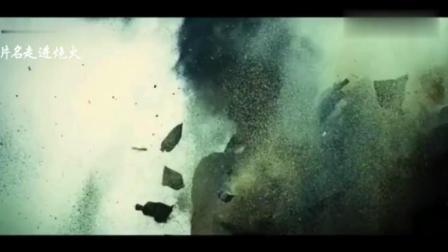 方圆十里炮火覆盖, 天空下起炮弹雨, 炮弹的冲击