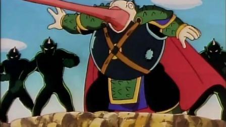 九龙珠: 八鬼青蛙也太弱了吧, 居然放了铁剑