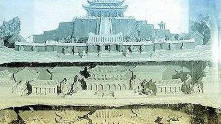 湖底下竟埋藏着6座古城, 而且还是一座叠着一座, 科学难解之谜!