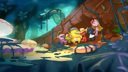 《愤怒的章鱼: 组团版》鱿鱼河豚联手打螃蟹(第20期)
