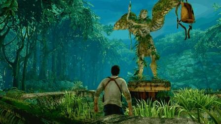 天使解说 神秘海域1 实况剧情流程解说