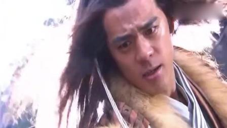 碧血剑: 金蛇剑初现原形, 还真是威风凛凛呀!