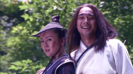 大唐游侠传: 俩虎争一个女人, 会不会造成俩败俱伤?
